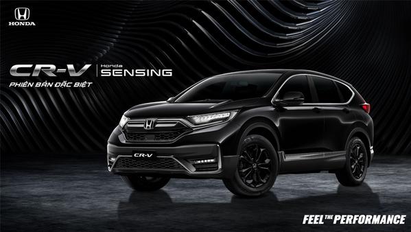 Honda Việt Nam giới thiệu phiên bản đặc biệt Honda CR-V LSE